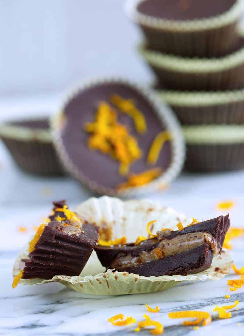PB cacao cups