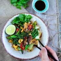 10 Min Healthy Stir-Fry