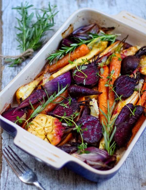 Roasted Root Veg