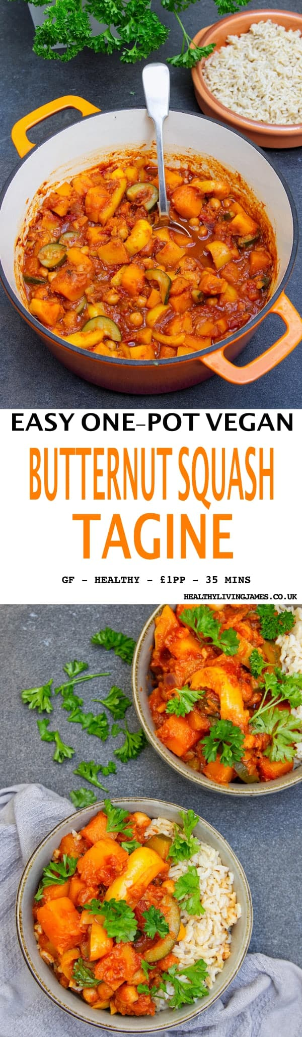 Butternut Squash Tagine Pinterest