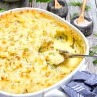 Dairy Free Fish Pie Front