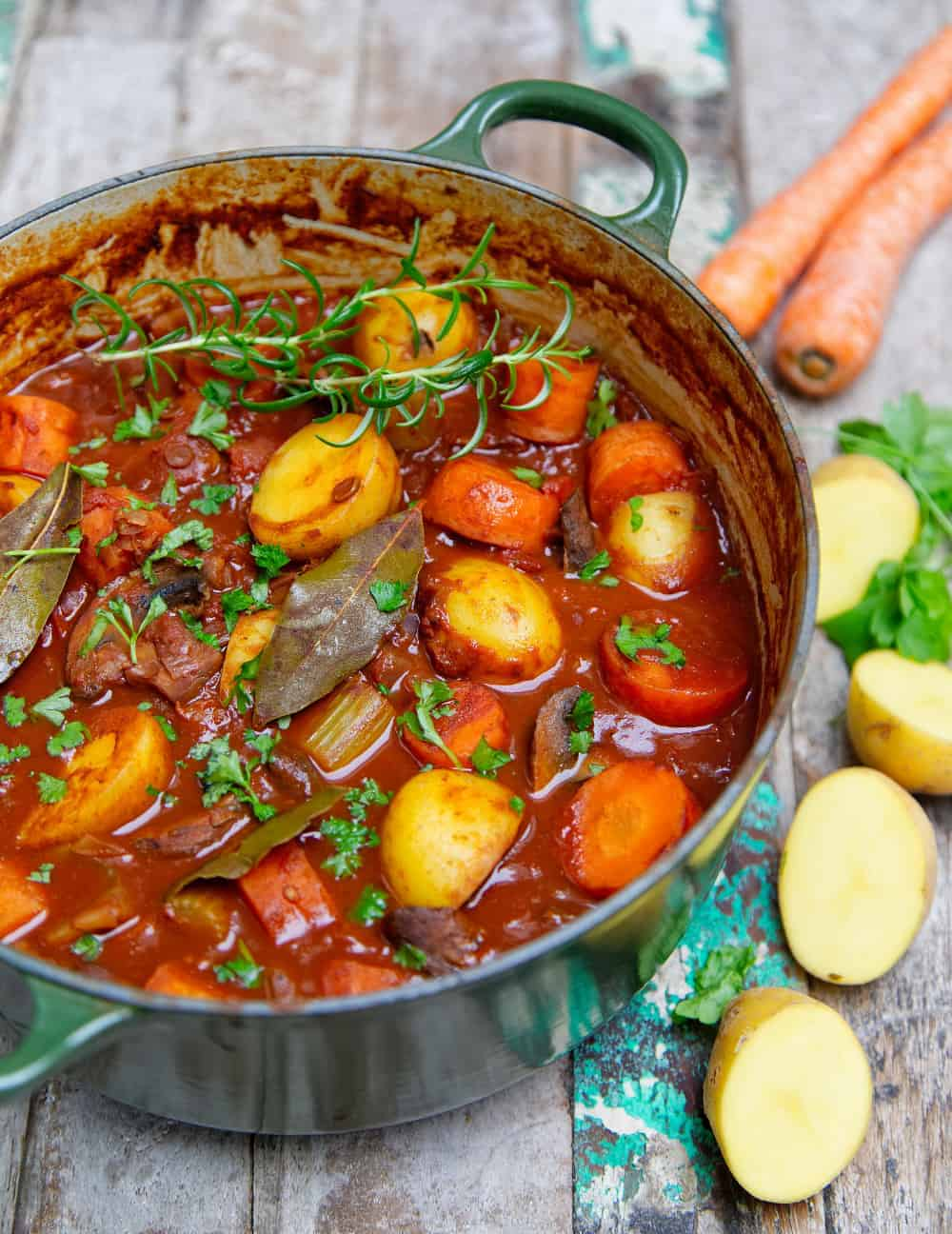 One-Pot Dinners: Hearty Potato Stew