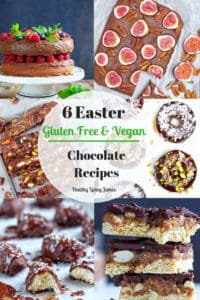 6 Easter Chocolate recipes