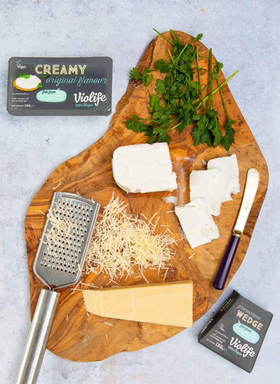Violife cheese