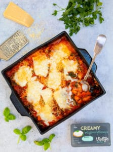 Cheesy Vegan Gnocchi Bake - Violife