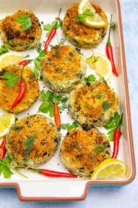 Vegan Fishcakes