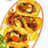 Gluten Free Tortillas Top