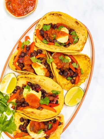 Gluten Free Tortillas Top