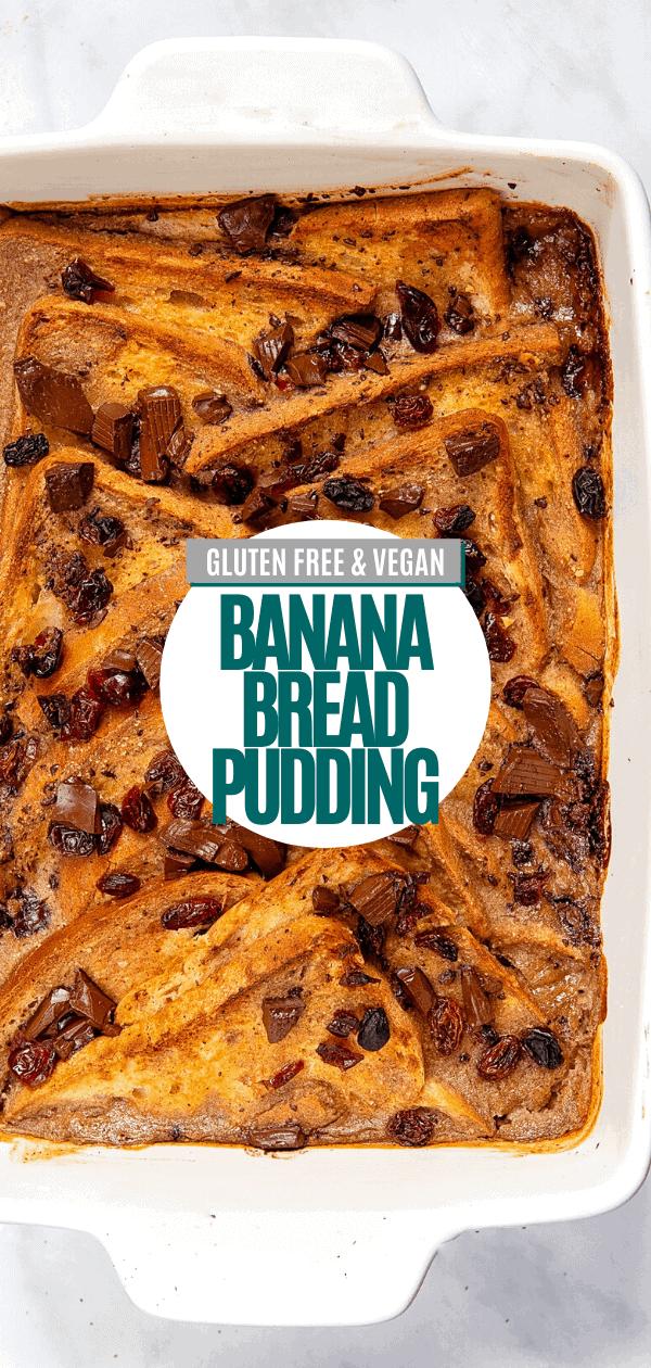 Banana Bread & Butter Pudding Pin 2