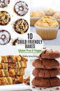 10 Child Friendly Bakes