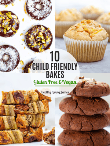 10 Child Friendly Bakes
