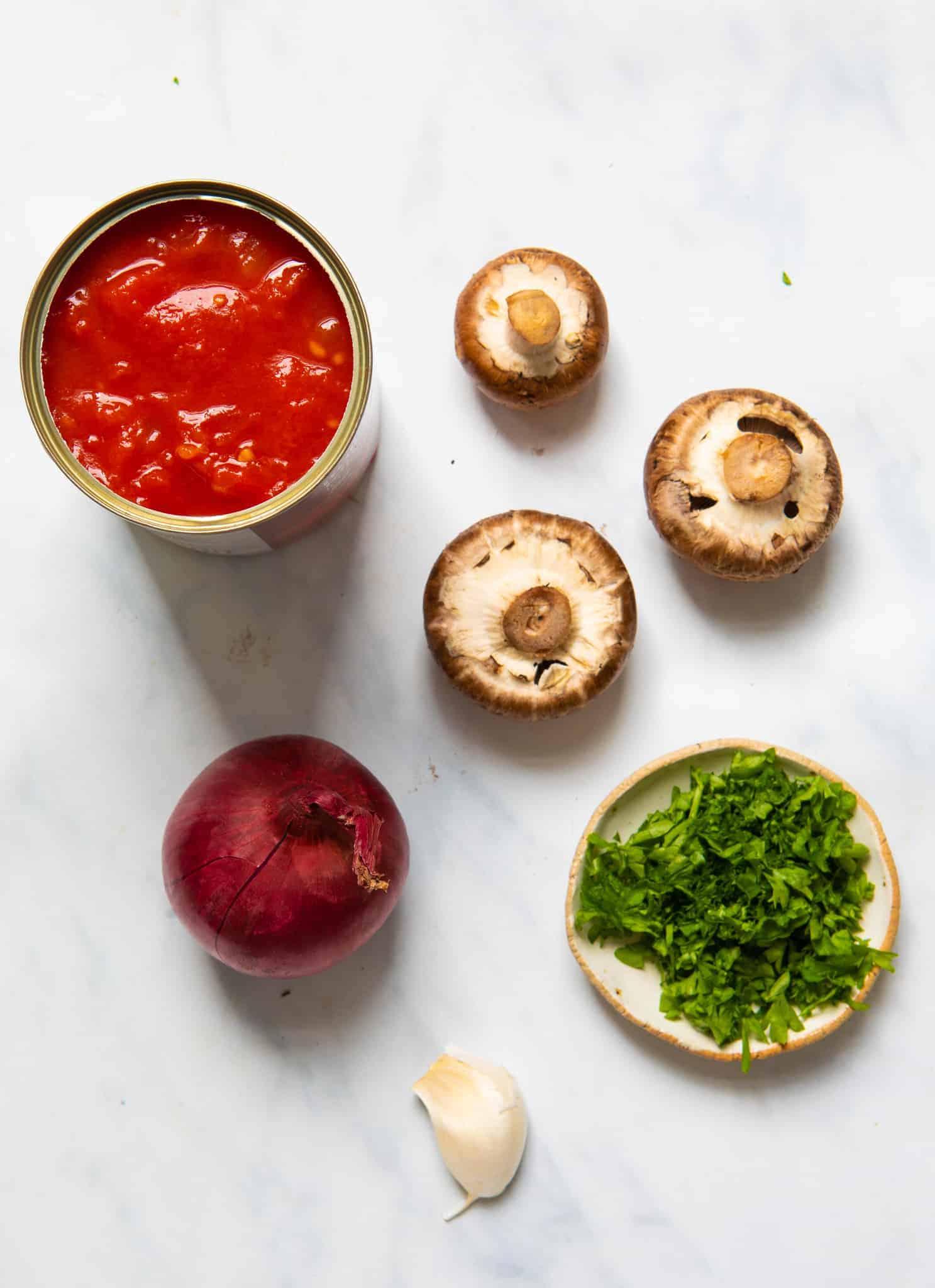 Gnocchi Sauce Ingredients