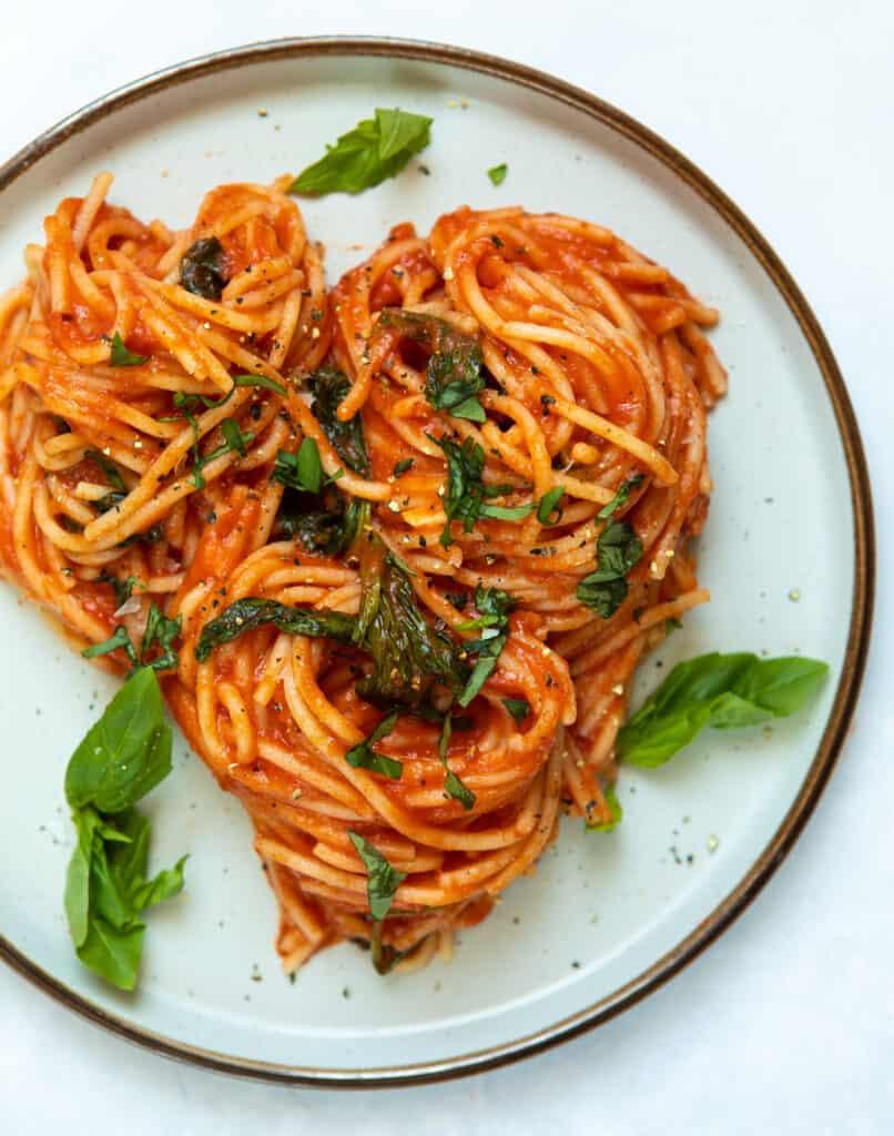 Tarantella Tomato Basil Pasta