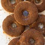 cinnamon doughnuts pinterest